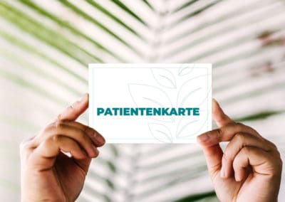 Business Card Patientenkarte