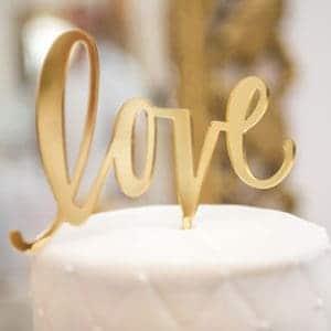 Hochzeitstorte-Love