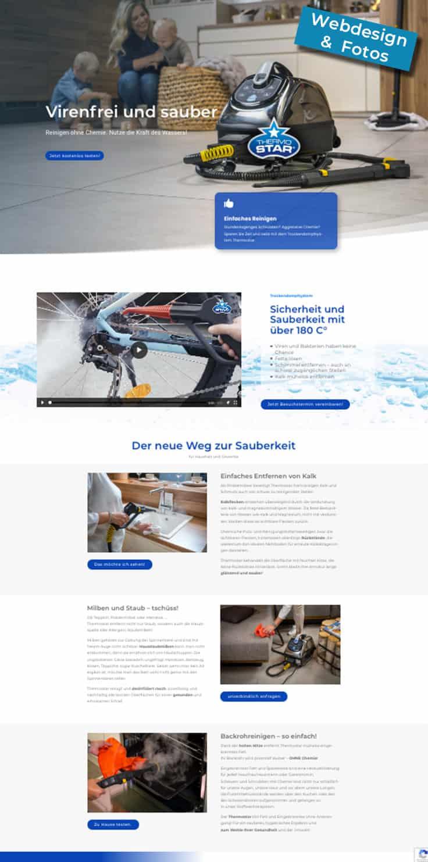 Carmen Kronspiess Webdesign