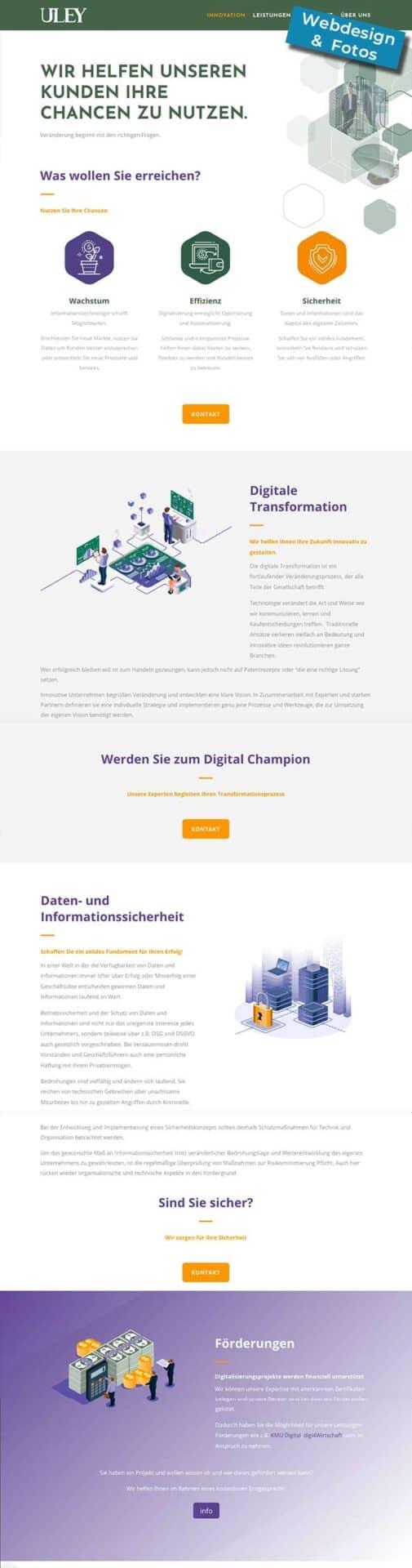 uley Webdesign
